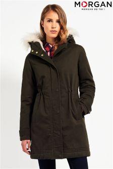 Morgan Classic Parka Coat