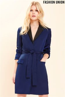 Fashion Union Blazer Dress