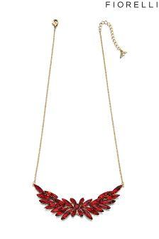 Fiorelli Costume Marquise Acrylic Necklace