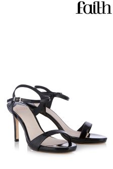 Faith Strappy Heeled Sandal