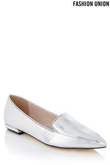 Fashion Union Slip On Shoe