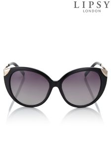 Lipsy Metal Cat Eye Sunglasses