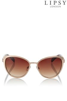 Lipsy Cat Eye Sunglasses