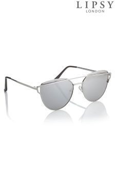 Lipsy Metal Bridge Sunglasses