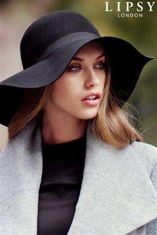 Lipsy 70's Felt Hat