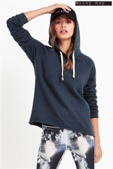 Noisy May Hooded Sweatshirt