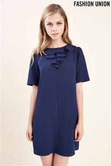 Fashion Union Frill Dress