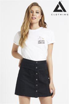 Adolescent Clothing Unicorn Fanclub Tee