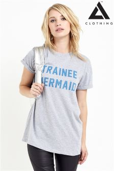 Adolescent Clothing Trainee Mermaid Tee