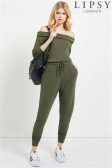 Lipsy Bardot Jumpsuit