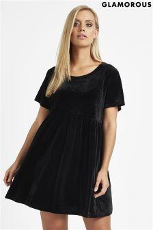 Glamorous Curve Smock Dress