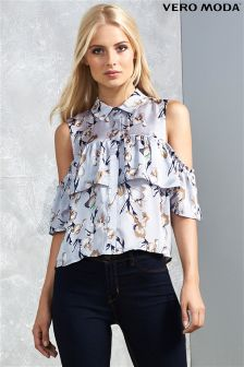 Vero Moda Cold Shoulder Blouse