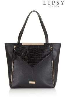 Lipsy Double Zip Shopper
