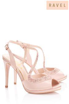 Ravel Glitter Sandals