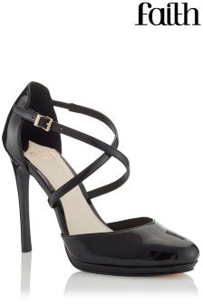 Faith Open Court Heels