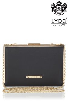 LYDC Sequins Hard Case Clutch Bag