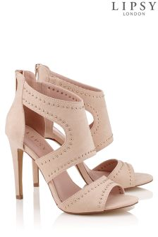 Lipsy Cutout Heeled Sandals