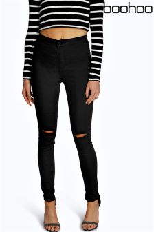 Womens Black Skinny Jeans | Washed Black Skinny Jeans | Next UK