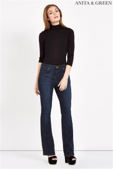 Anita & Green Boot Cut Jeans