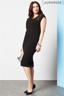 Juna Rose Tara Sleeves Knee Length Dress