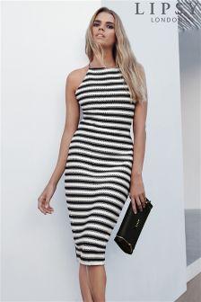 Lipsy Striped Cami Dress