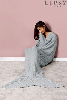 Lipsy Mermaid Blanket