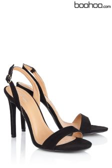 Boohoo Slingback Two Part Sandal