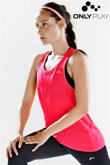 Only Play Sleeveless Training Vest