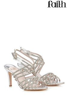 Faith Bling Heeled Sandal