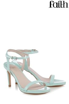 Faith Liberty Buckle Sandals