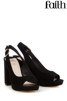 Faith Slingback Shoes