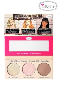 The Balm Trio Of Highlighters And Luminisers
