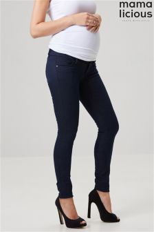 Mamalicious Skinny Maternity Jeans