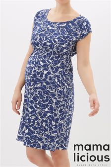 Mamalicious Maternity Shift Dress