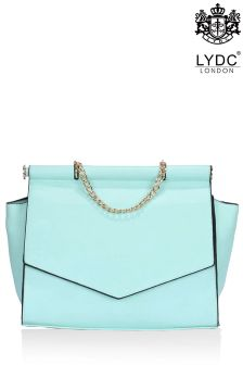LYDC Chain Handle Box Bag
