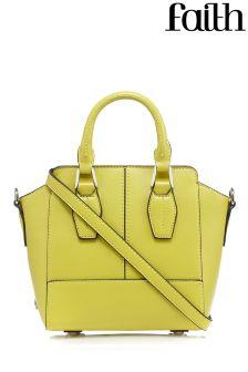 Faith Mini Winged Grab Bag