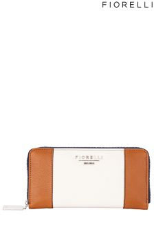 Fiorelli Contrast Zip Around Purse