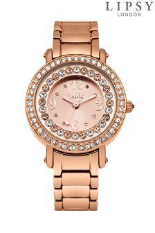 Lipsy Gem Bracelet Watch