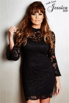 Jessica Wright Juliet Lace Dress
