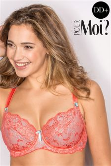 Pour Moi Amour Underwired Non Pad DD+