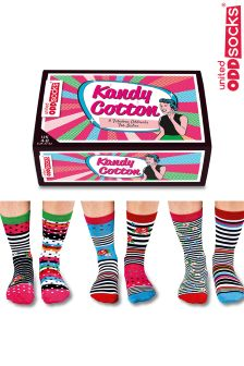 United Oddsocks Kandy Cotton