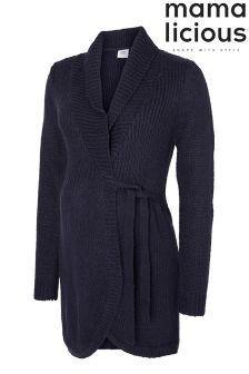 Mamalicious Maternity Knit Cardigan