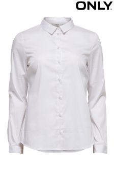 Only Long Sleeve Woven Shirt