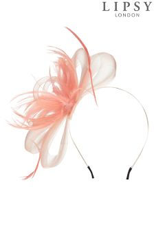 Lipsy Feather Fascinator