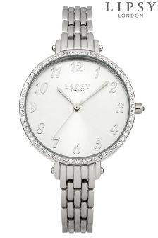Lipsy Diamond Detail Watch