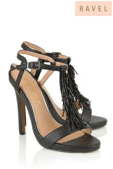 Ravel Tassle T-Bar Sandal