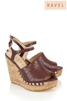 Ravel Wedge Sandal