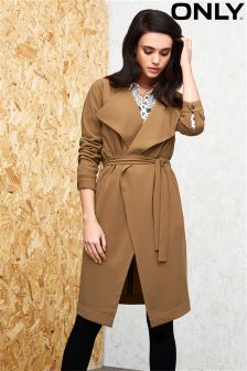 Only Long Trench Coat
