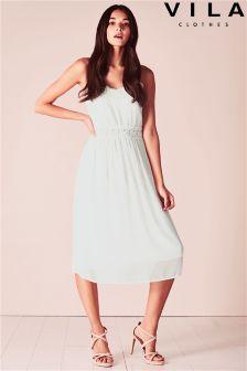 Vila Strap Cami Dress