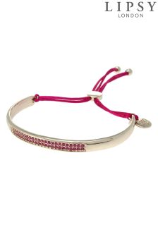 Lipsy Friend Bracelet